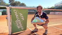 Cuevas Reflects On Aix-en-Provence Challenger Title