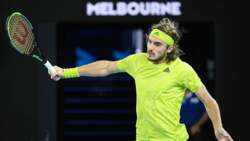 Highlights: Tsitsipas Stuns Nadal In Australian Open QFs