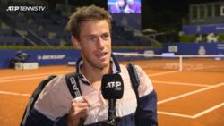Schwartzman After Tiafoe Battle: 'Tennis Is Crazy Sometimes'