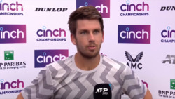 Norrie: Reaching The Queen's Club Final 'Has Not Really Sunk In Yet'