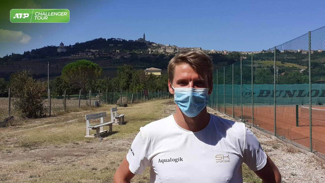Safety First: ATP Challenger Tour Returns In Todi