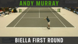 Highlights: Murray Makes Winning Start At Biella Challenger