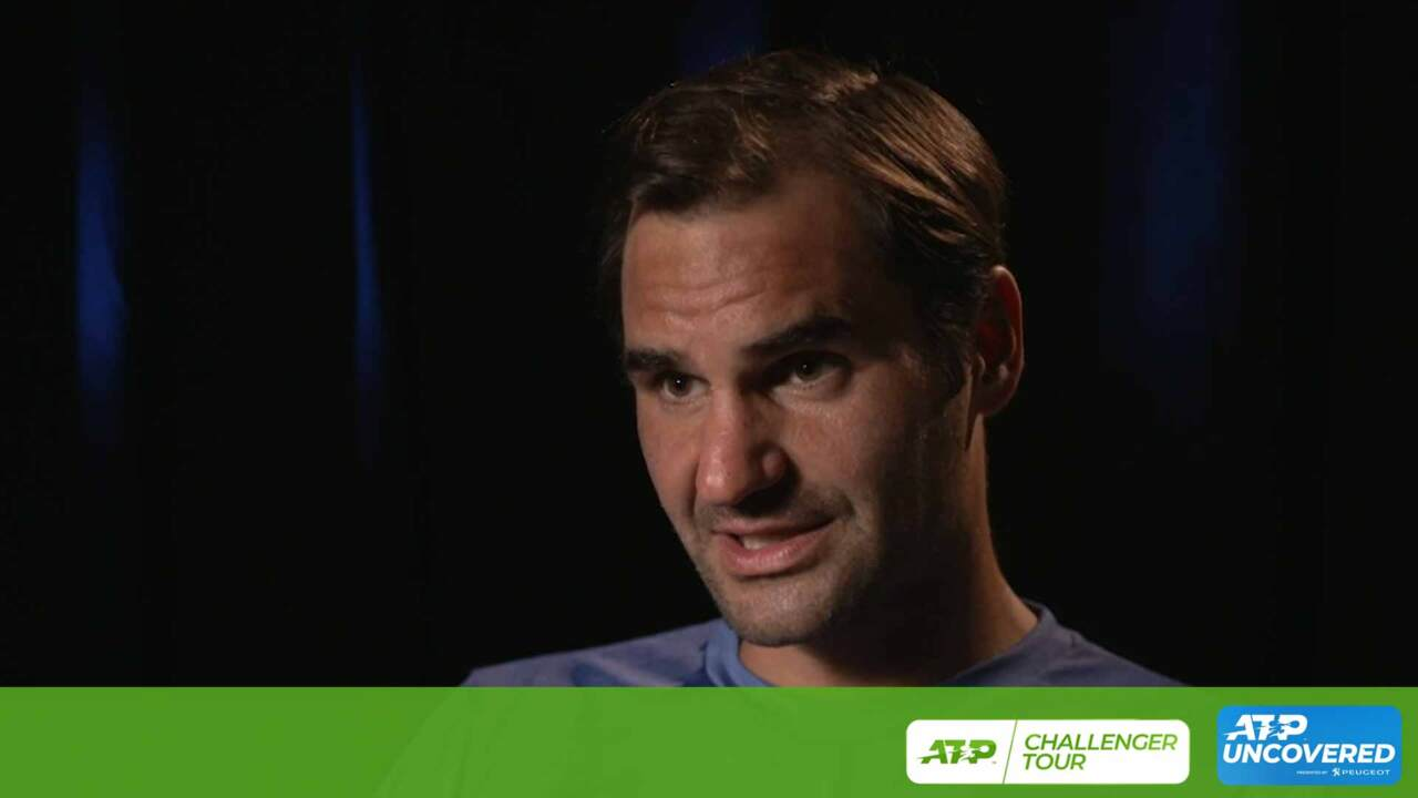 Uncovered: Federer, Djokovic & Tsonga Explain Importance Of The ATP Challenger Tour