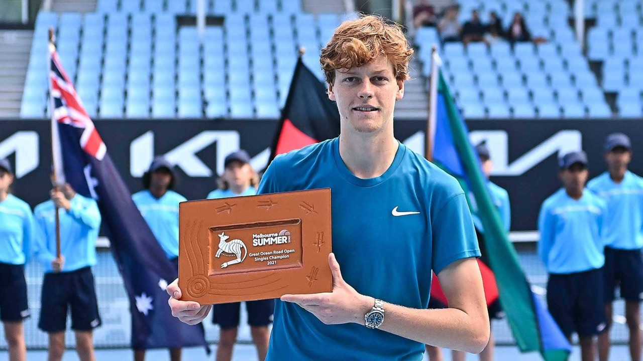 Highlights: Sinner Downs Travaglia To Lift Great Ocean Road Open Title