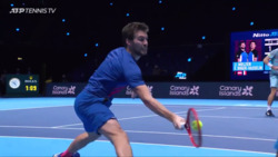 Hot Shot: Magnífico Movimiento De Mektic En Las Nitto ATP Finals 2020