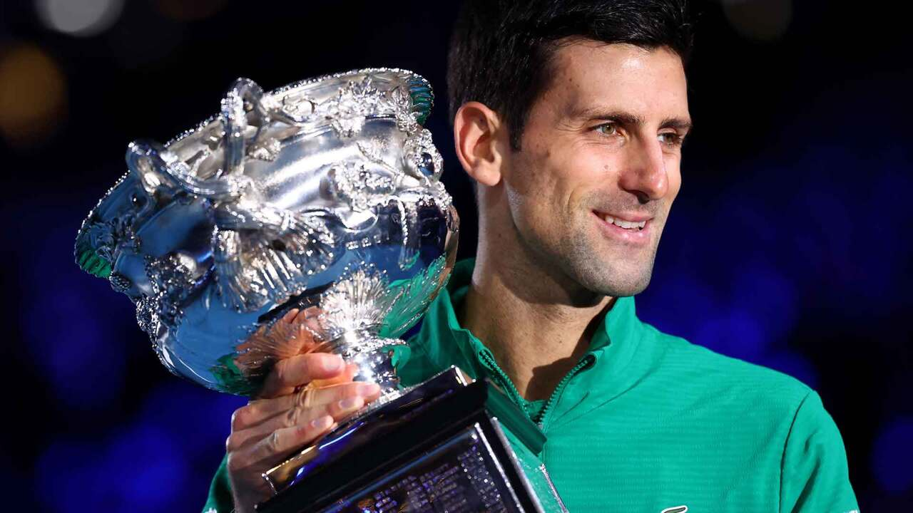 Highlights: Djokovic Wins Eighth Australian Open Crown, Returns To No. 1