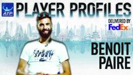 Paire FedEx ATP Player Profile 2017