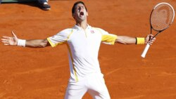 Flashback: Djokovic Ends Nadal's Eight-Year Monte-Carlo Reign