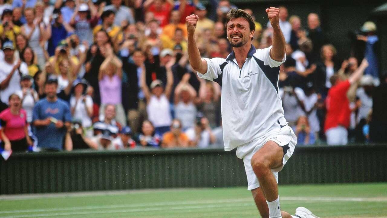 Ivanisevic's Shining Moment: His 2001 Wimbledon Title