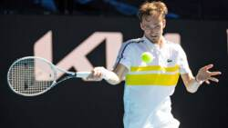 Highlights: Medvedev Magnificent Against Rublev At Australian Open