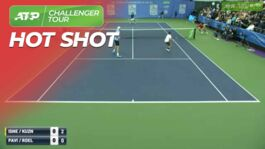 Isner Wins Incredible Doubles Point At Dallas Challenger