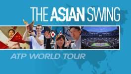 Los Jugadores Van Hacia El Este Para La Gira Asiática