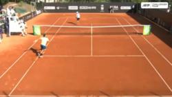 Hot Shot: Rodionov Strikes Tweener Lob In Iasi