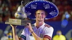 Highlights: Zverev Overcomes Tsitsipas In Thrilling Acapulco Final