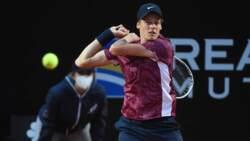 Hot Shot: Sinner's Super Angle Too Good For Nadal