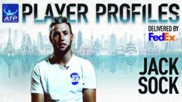 Sock FedEx ATP Player Profile 2017