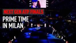 Hora Punta En Las Next Gen ATP Finals