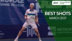 Top Challenger Shots Of March 2021