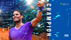 Highlights: Rafa Reigns In Rome, Defeats Novak For 10th Title