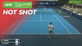Hot Shot: Kamke Launches Laser Tweener In Lille