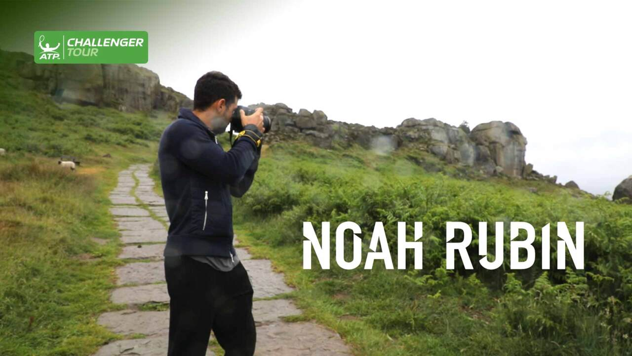 Rubin Explores Photography Passion At Ilkley Challenger
