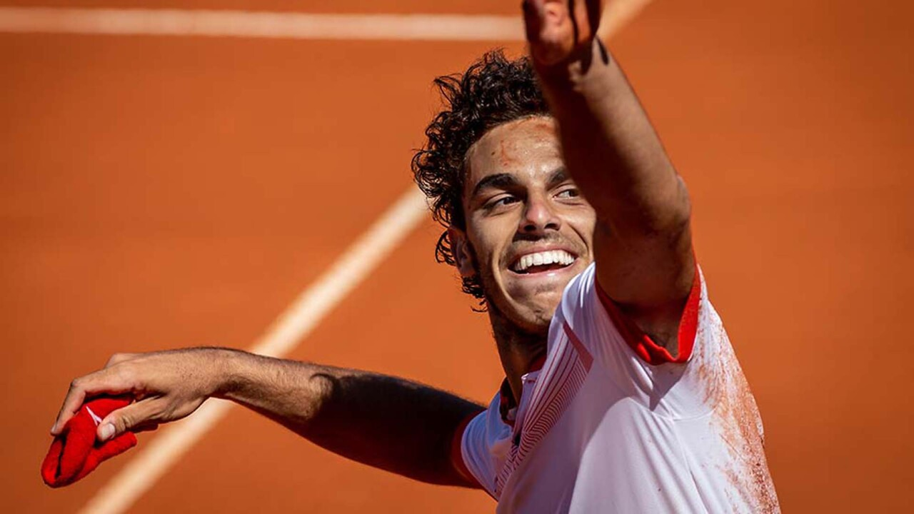 Cerúndolo Celebra Su Primera Final ATP Tour  Final In Buenos Aires