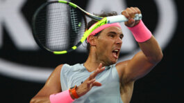 Watch Highlights: Nadal Opens With A Bang In Australia 2018
