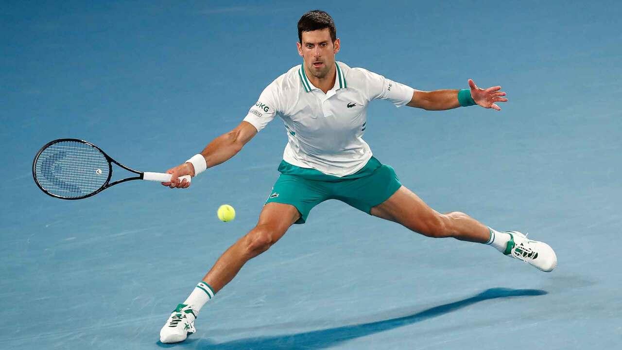 Highlights: Djokovic Beats Medvedev For Australian Open Title
