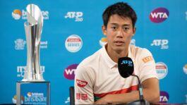 Nishikori Reflects On 'Finally' Winning In Brisbane