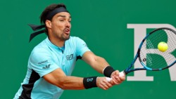Hot Shot: 'Flash Of Brilliance!' Fognini's Backhand Lob Beauty In Monte-Carlo