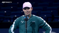 Nadal Shares Excitement For Medvedev Semi-final In London