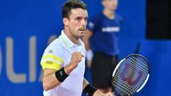 Hot Shot: Bautista Agut's Blazing Speed On Full Display