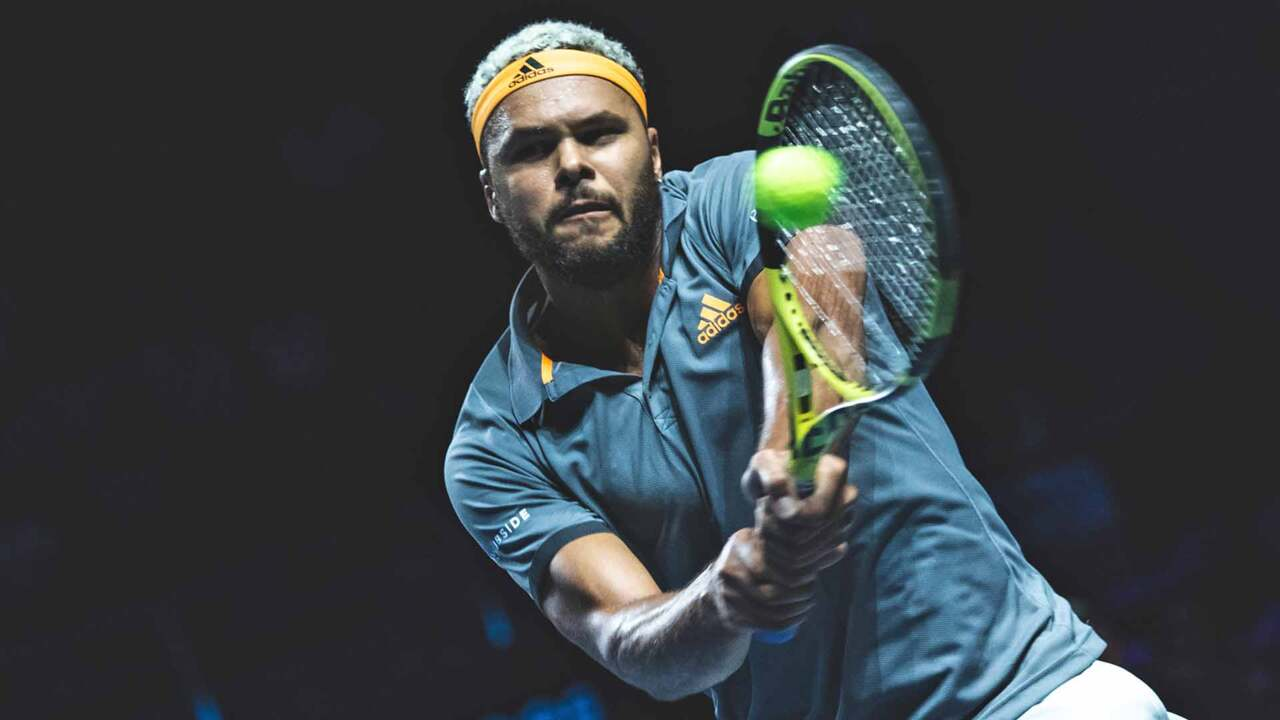 Hot Shot: Tsonga Makes Bedene Do Everything, And Then Some Metz 2019