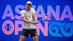 Highlights: Millman, Musetti Advance To Nur-Sultan Second Round