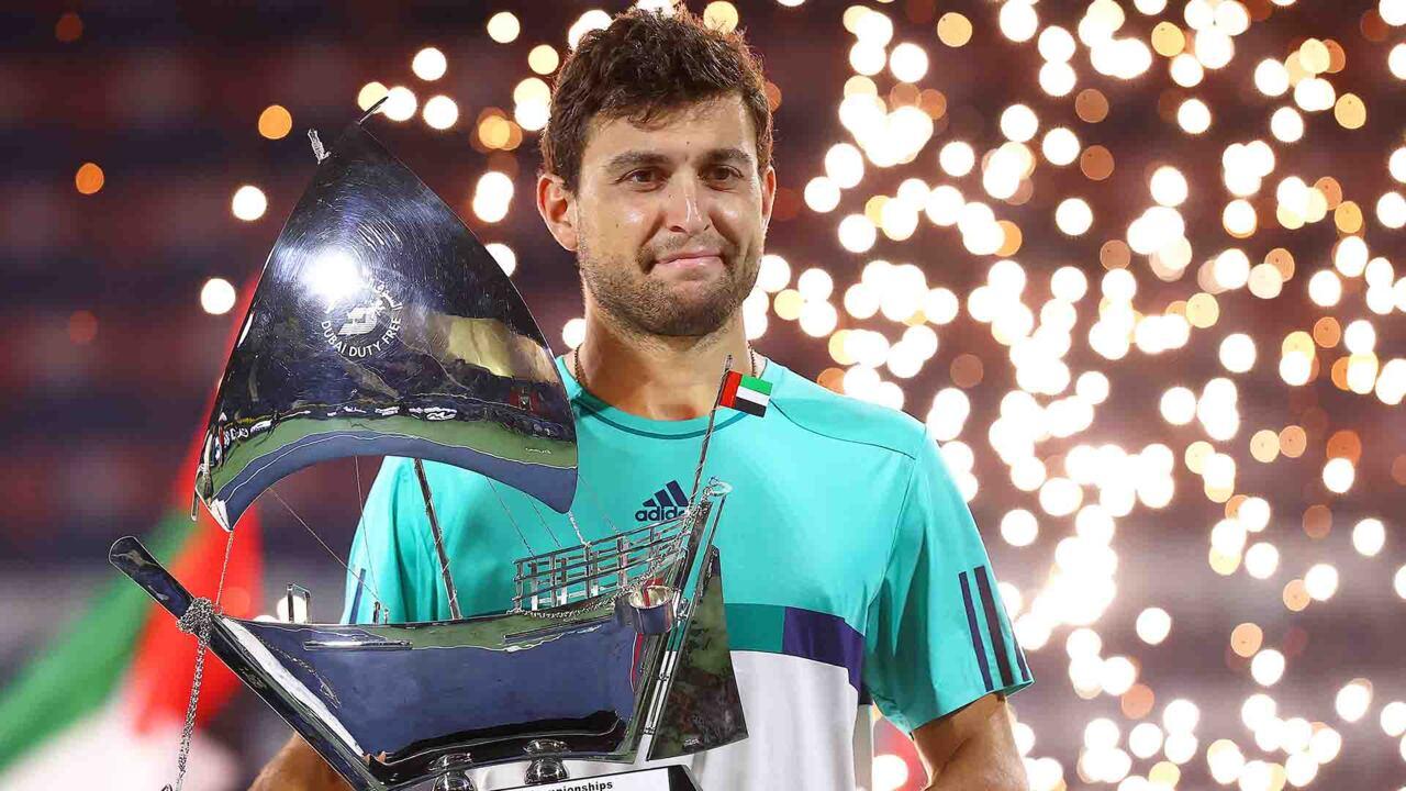 Highlights: Karatsev Captures First ATP Tour Crown In Dubai