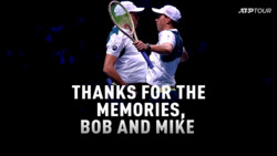 To Fans' Favourites Bob & Mike, Thanks For The Memories