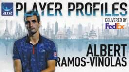 Perfil Ramos Viñolas FedEx ATP 2017