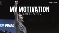 My Motivation: Alexander Zverev