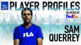 Perfil De Jugador FedEx ATP 2017 - Sam Querrey