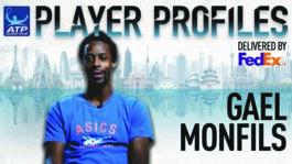 Monfils FedEx ATP Player Profile 2017