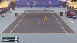 Sidorenko Fires No Look Hot Shot In Saint Brieuc Challenger 2016