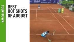 Best Challenger Hot Shots Of August