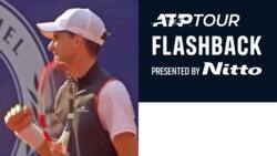 ATP Flashback Presented by Nitto: A Moment Of Magic From Thiem's 2019 Kitzbühel Run