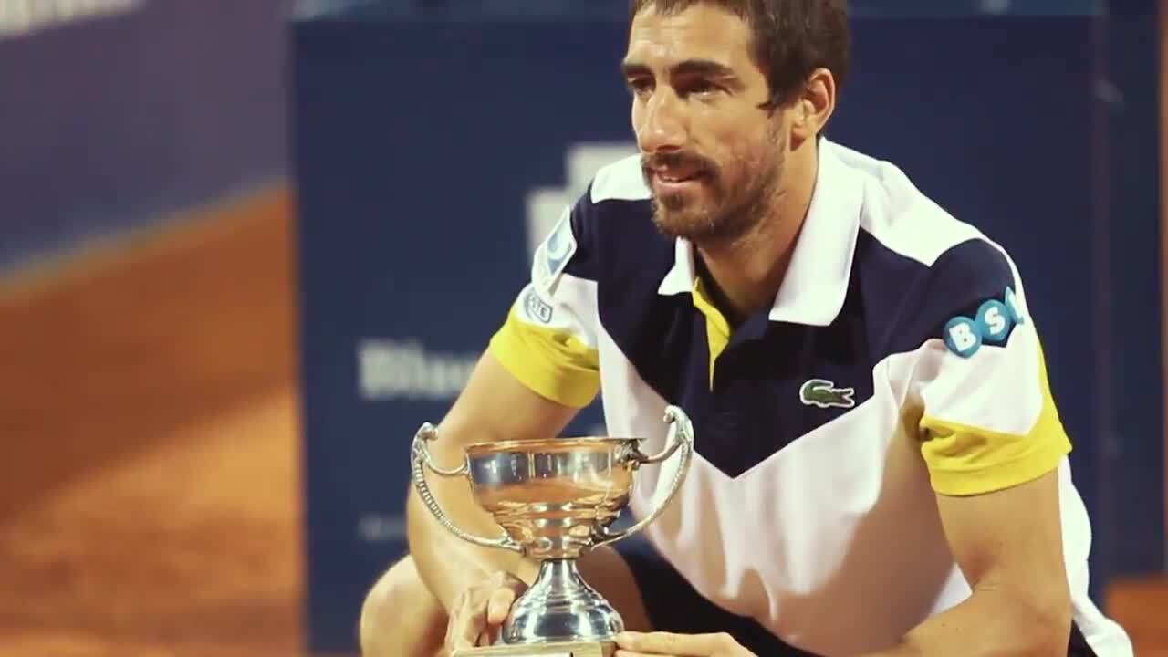 Highlights: Cuevas Wins On Home Soil In Montevideo 2017