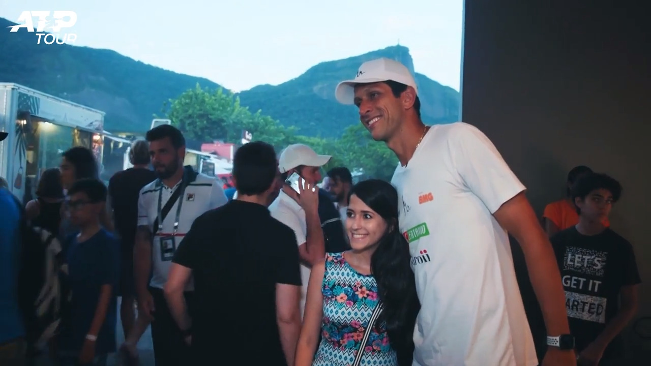 Uncovered: A Day In The Life Of Marcelo Melo Rio de Janeiro 2020