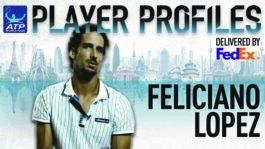 Lopez FedEx ATP Player Profile 2017