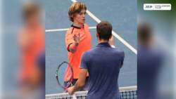 From The Vault: Medvedev & Rublev First Pro Meeting In Budapest 2016