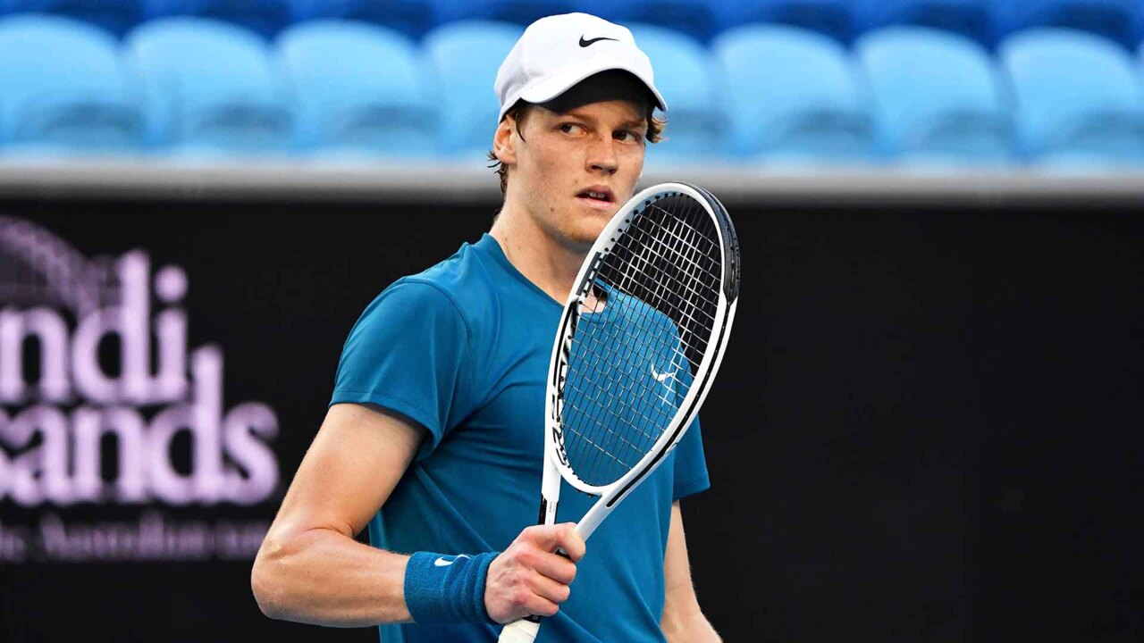 That's Outrageous! Sinner Breaks Khachanov With Incredible Forehand