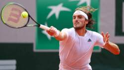 Highlights: Tsitsipas Storms Past Carreno Busta At Roland Garros 2021