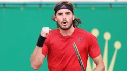 Hot Shot: 'Smooth As Silk' From Tsitsipas In Monte-Carlo